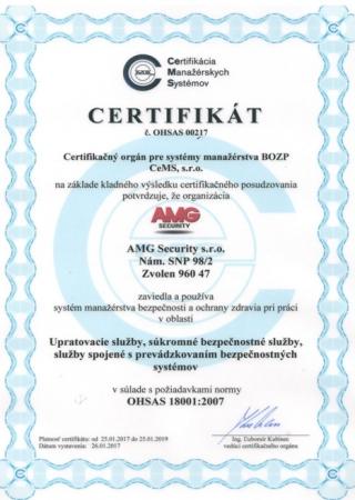 Certifikat-OHSAS