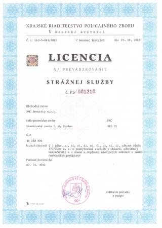 SBS_Licencia