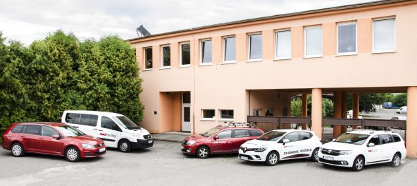 AMG Security: sídlo firmy